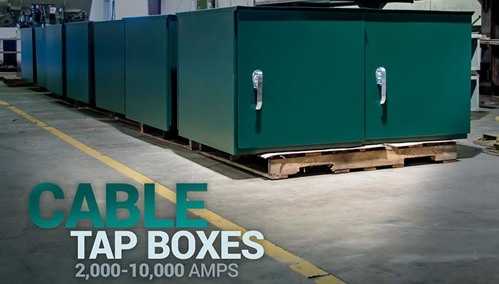 Cable Tap Boxes Nema Enclosures Custom Enclosures And More