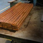 Copper Buss Bars