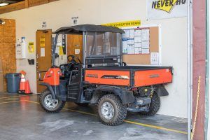 Kubota side view (before)