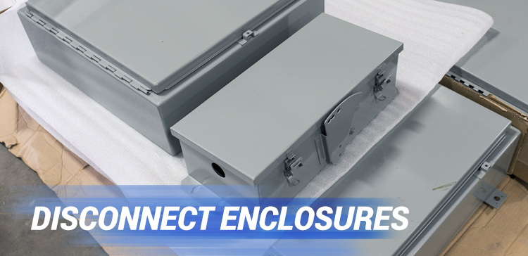 Disconnect Enclosures - Andrews Fabrication