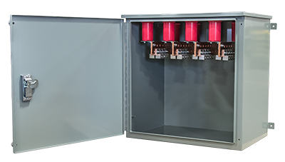 Hinged Enclosure - Cable Tap Box
