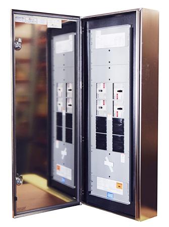 Stainless Steel - Panelboard Enclosure