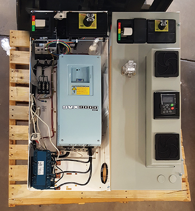AC Drive Enclosure and Variable Frequency Drive Enclosure