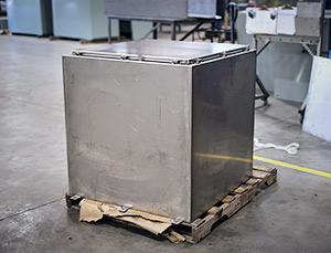 Mild Steel Industrial Enclosures