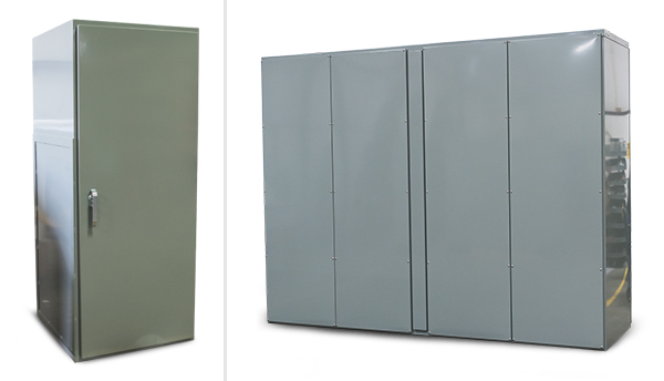 Telecom Enclosures / Datacom Enclosures