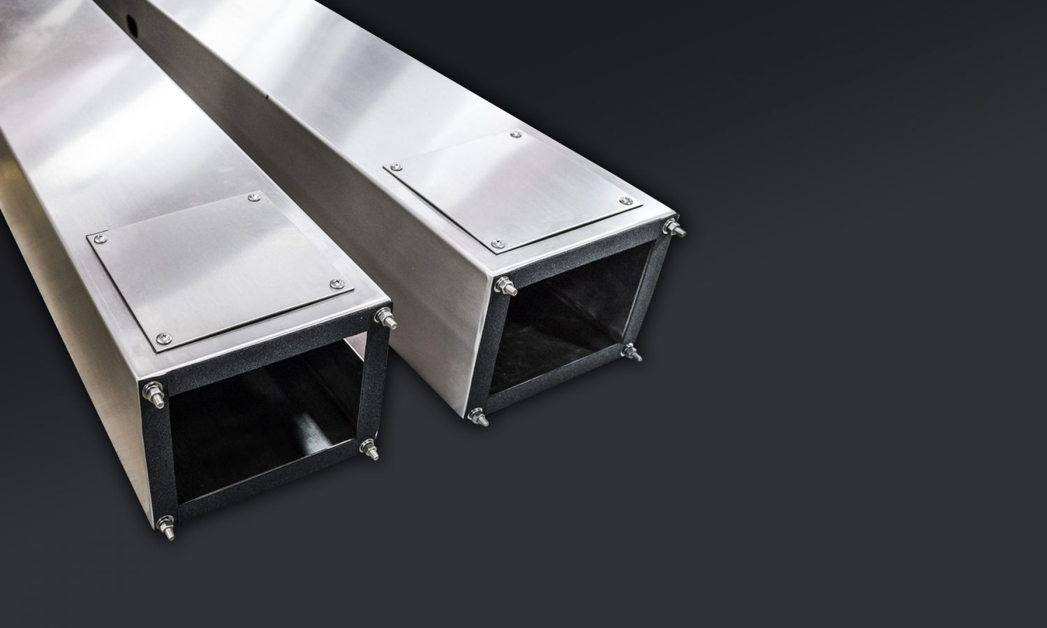 Stainless Steel Wireways and troughs