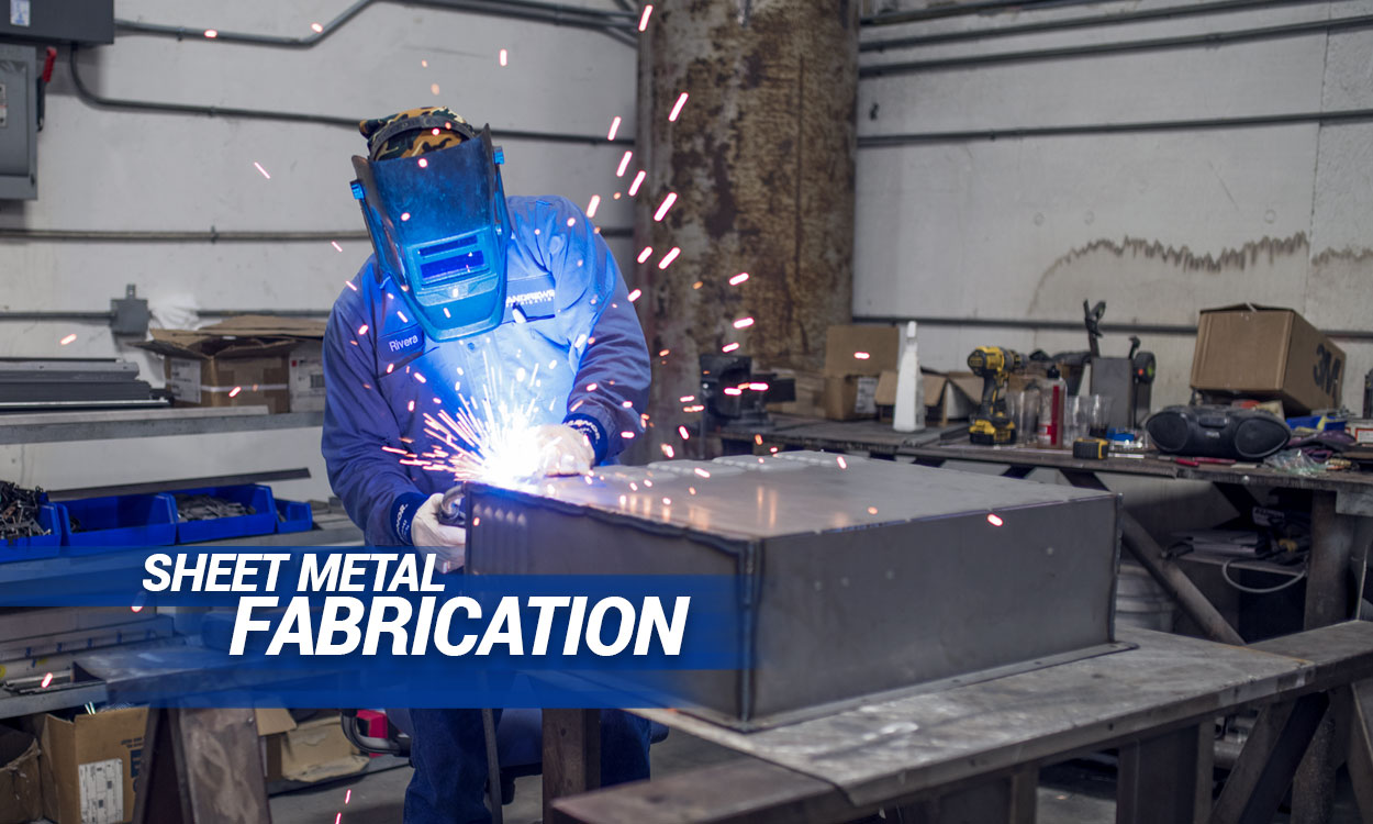 Sheet Metal Fabrication - Houston