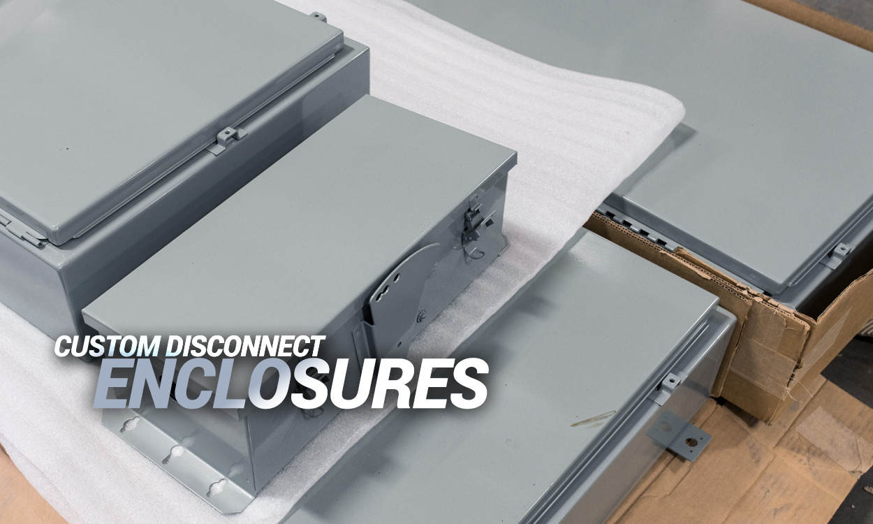 Disconnect Enclosures by Andrews Fabrication