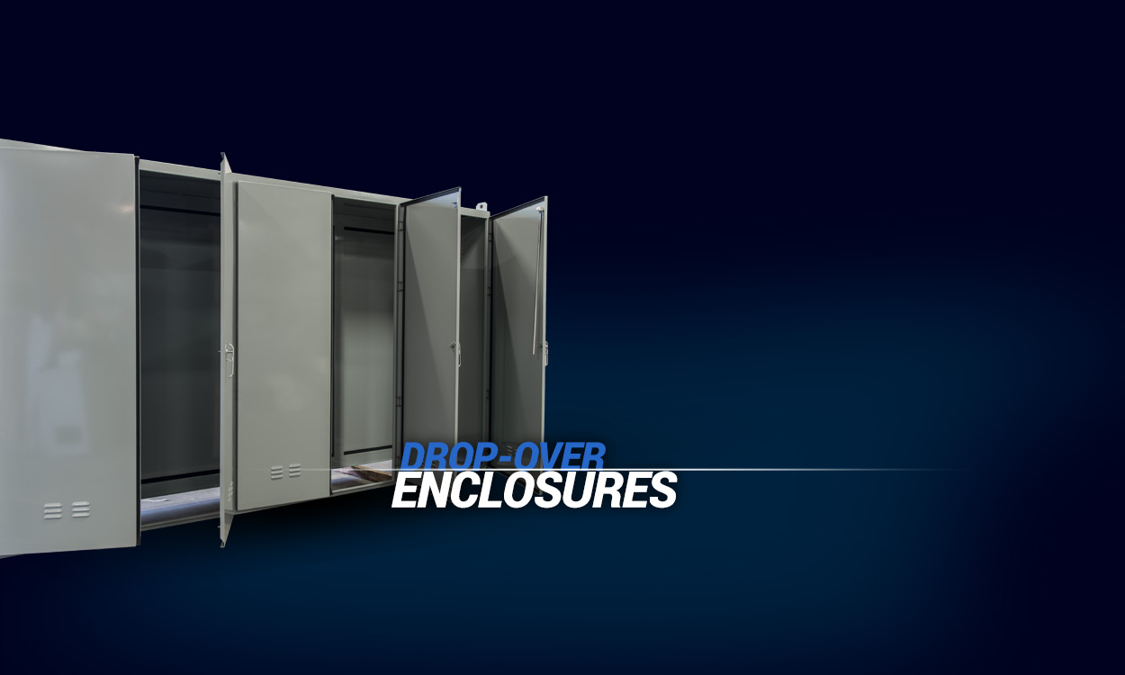 Drop-over Enclosures by Andrews Fabrication